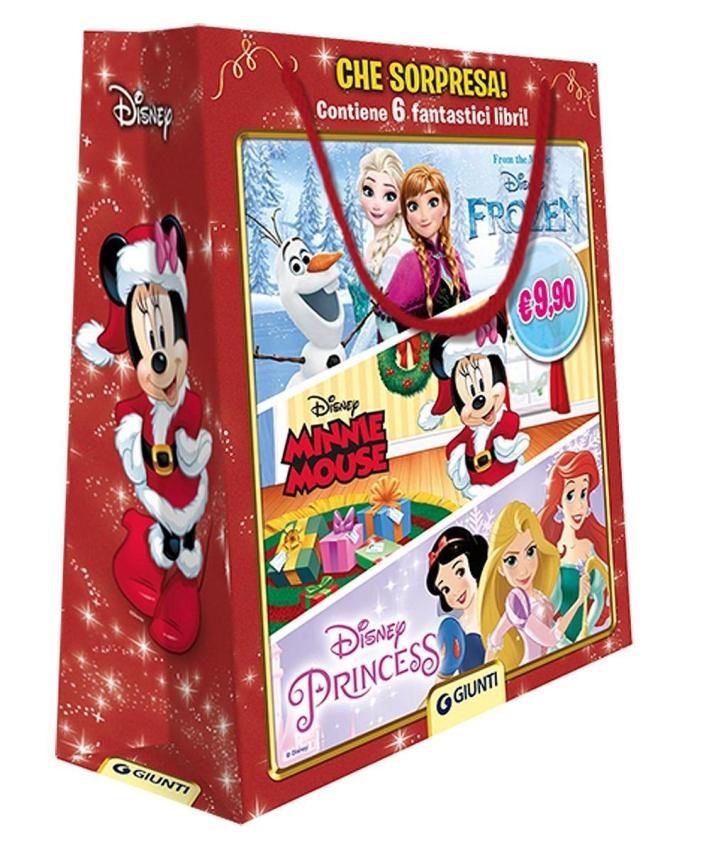 Frozen, Minni & principesse shopper. Ediz. illustrata