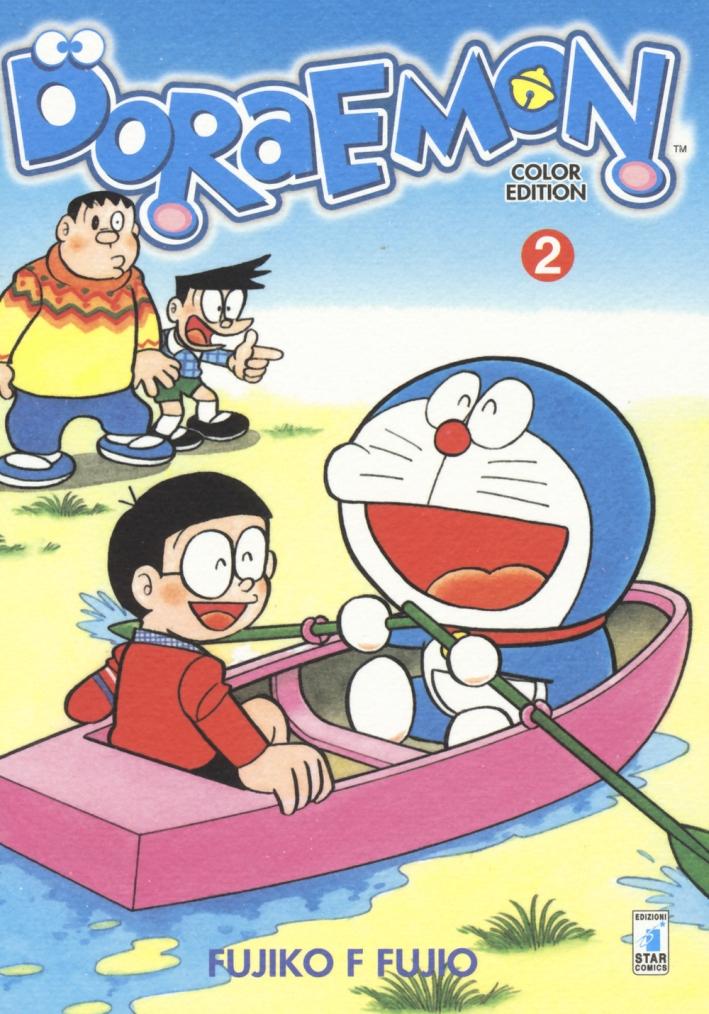 Doraemon. Color edition. Vol. 2