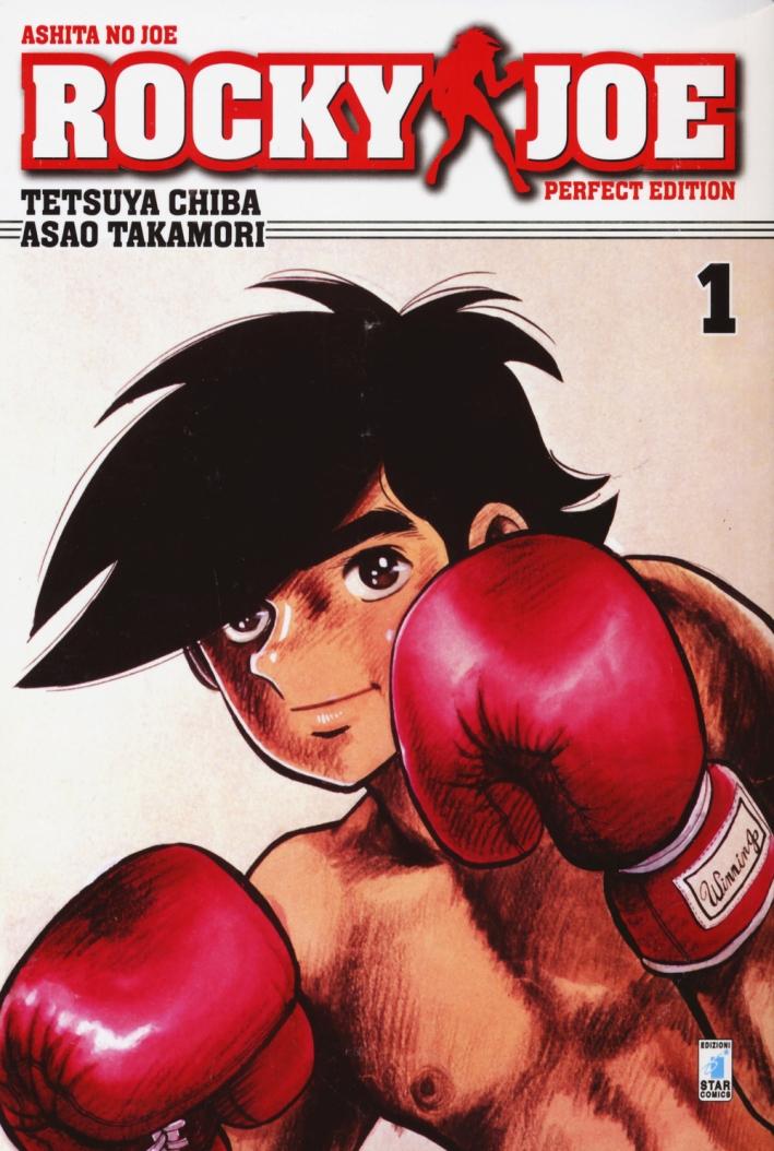 Rocky Joe. Perfect edition. Vol. 1