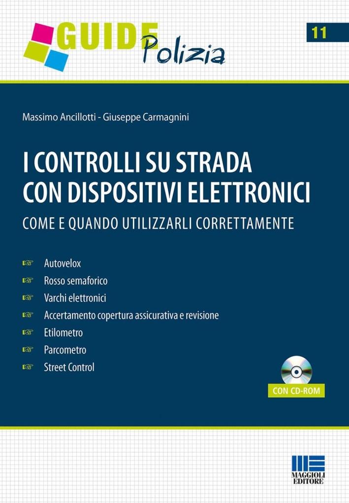 I controlli con dispositivi elettronici. Con CD-ROM