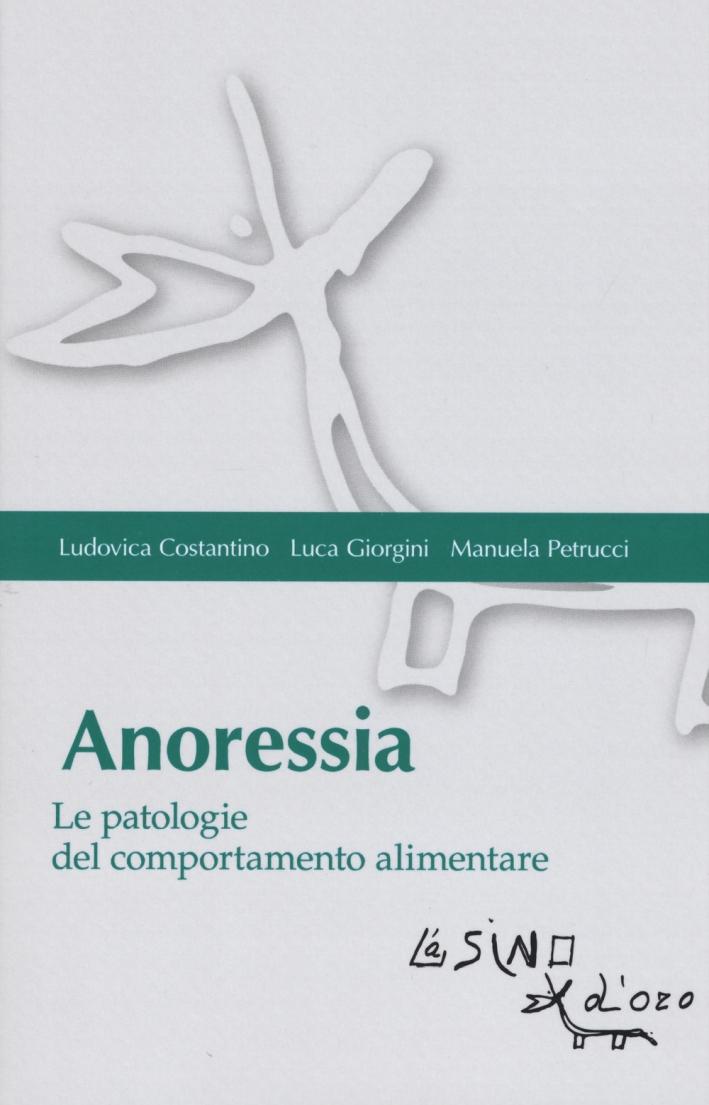 Anoressia e altre patologie del comportamento alimentare