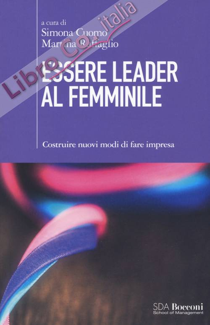 Essere leader al femminile