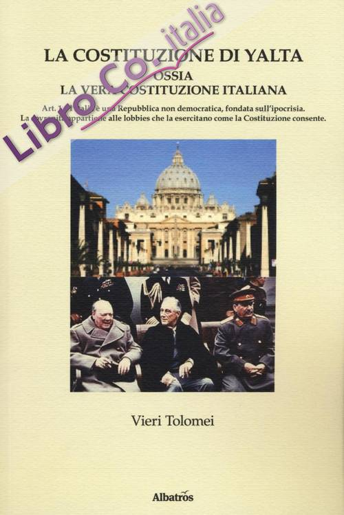 La costituzione di Yalta