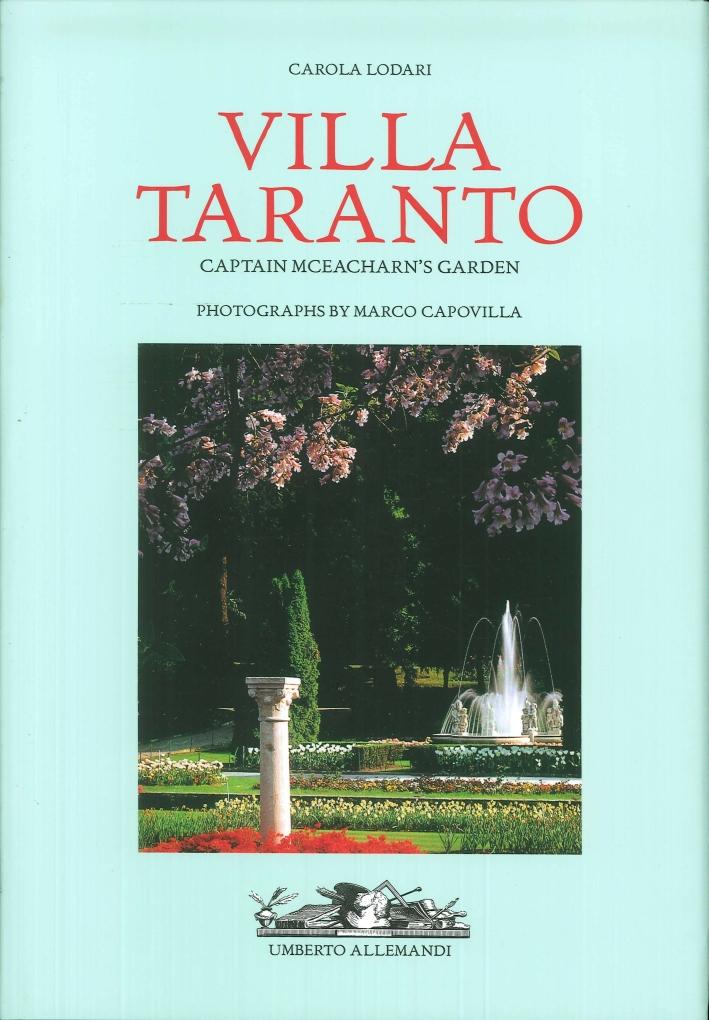 Villa Taranto. Captain McEacharn'S Garden.