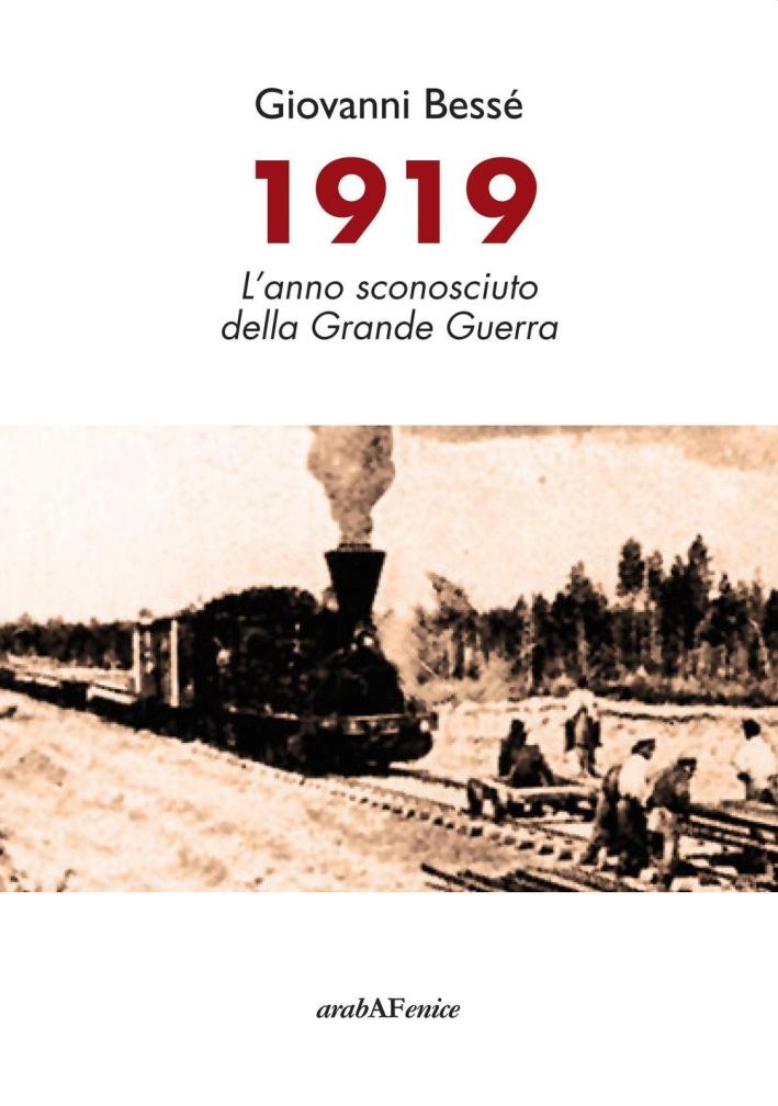 1919. L'Anno Sconosciuto della Grande Guerra.
