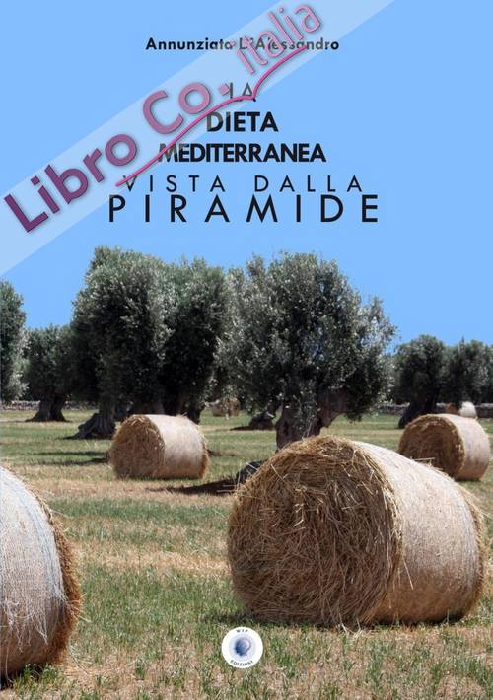 La dieta mediterranea vista dalla piramide