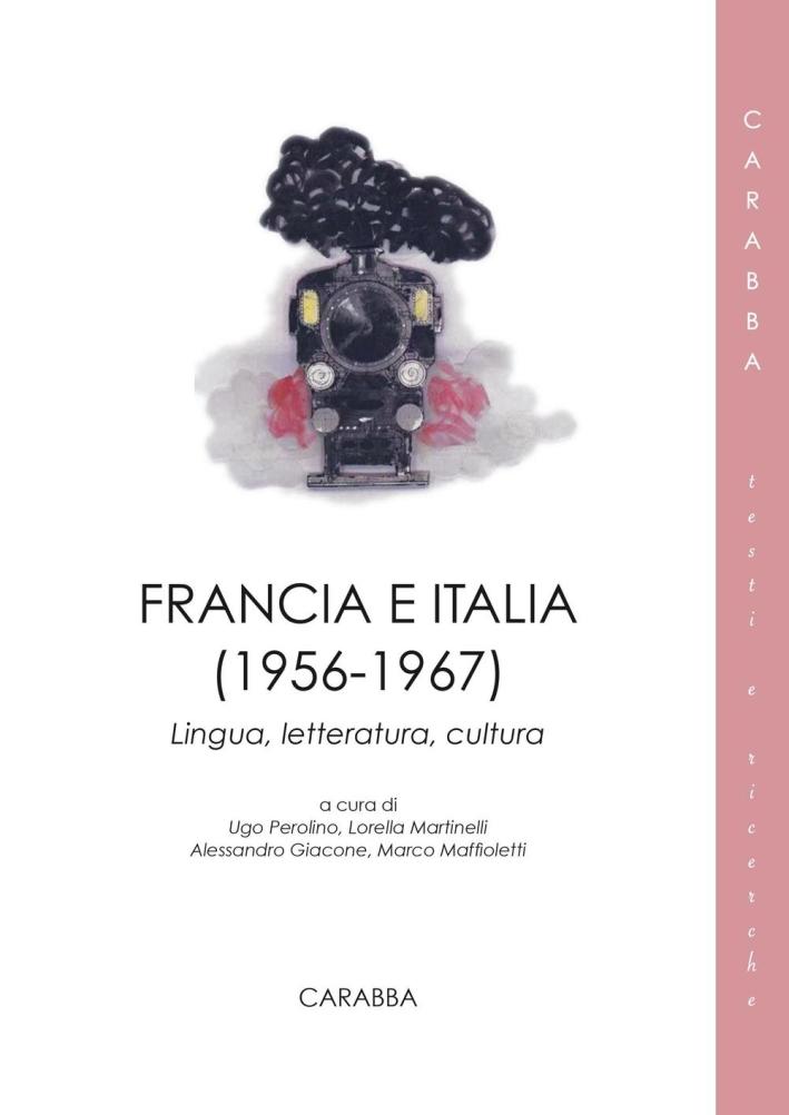 Francia e Italia (1956-1967). Lingua, letteratura, cultura