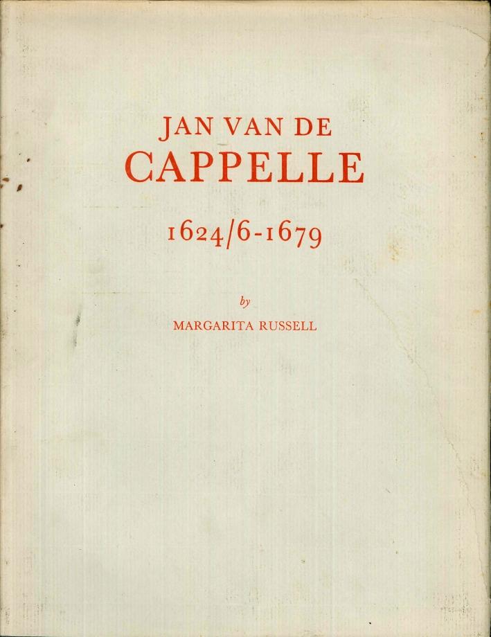 Jan van de Cappelle 1624/6-1679.