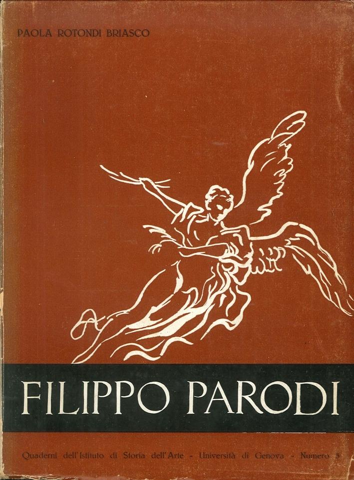 Filippo Parodi.