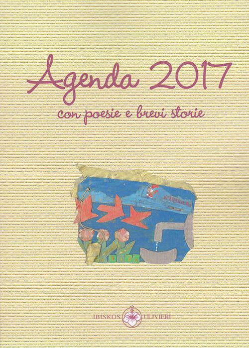 Agenda 2017 con poesie e brevi storie