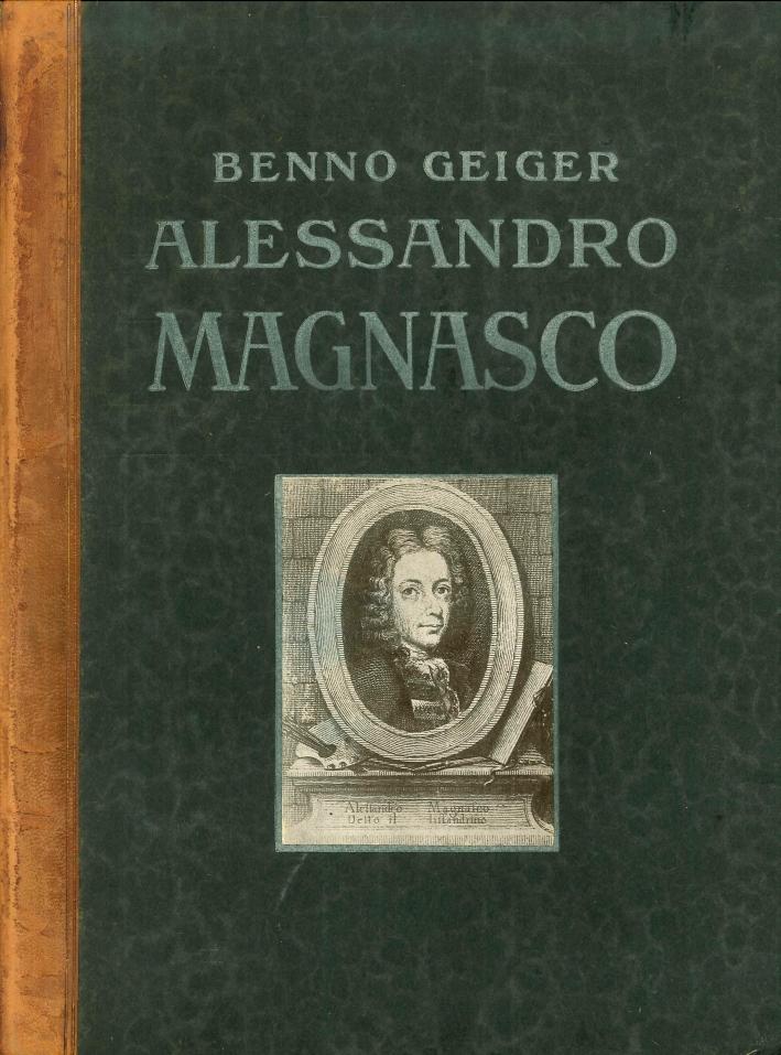 Alessandro Magnasco.