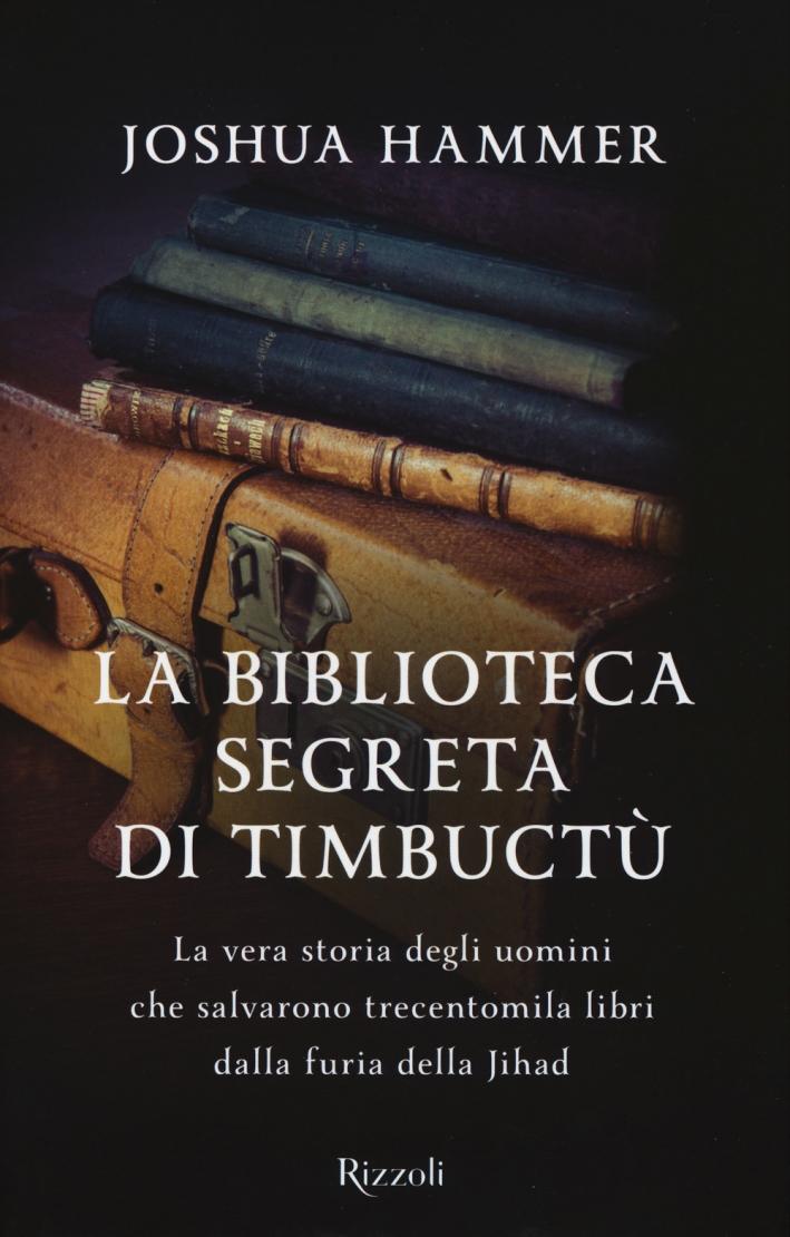La biblioteca segreta di Timbuktu