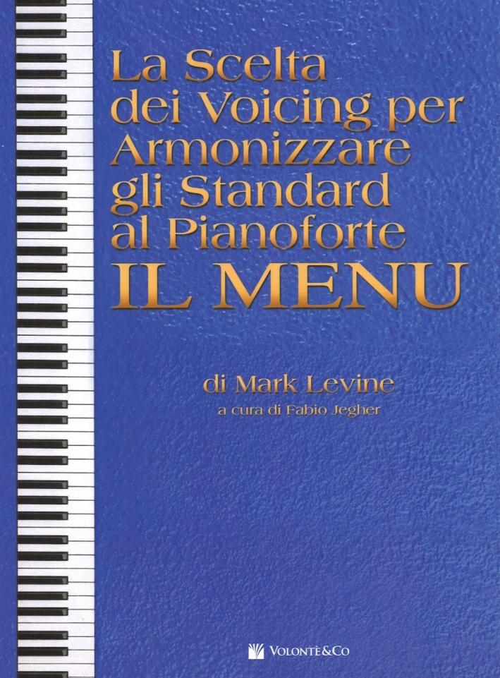 Scelta voicing per armonizzare standard pianoforte