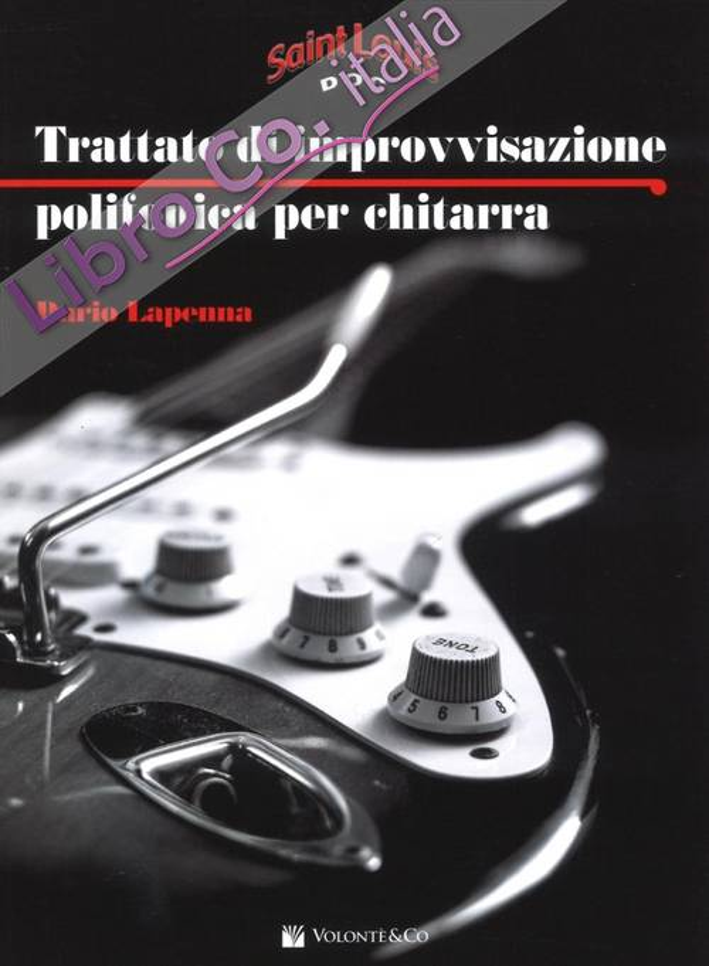 Trattato di improvvisazione polifonica per chitarra