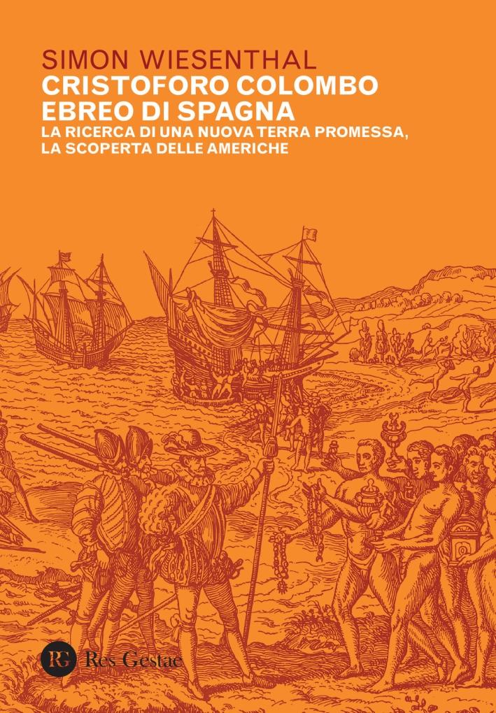 Cristoforo Colombo ebreo di Spagna