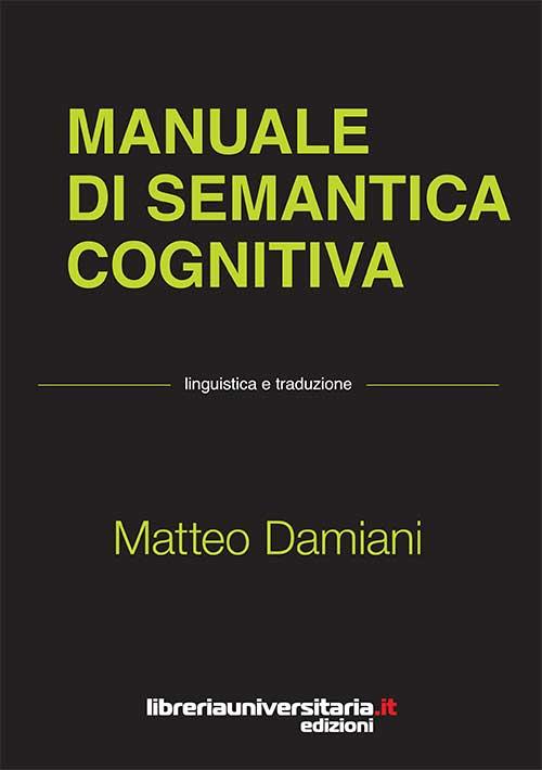 Manuale di semantica cognitiva