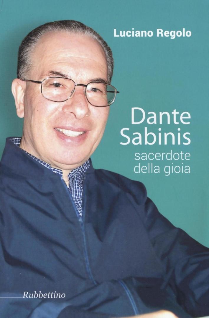 Dante Sabinis sacerdote della gioia