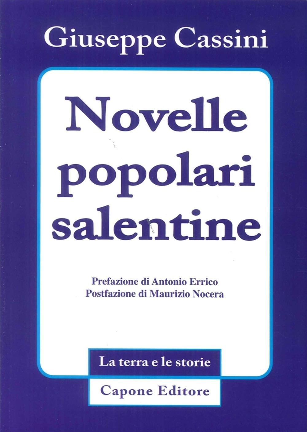 Novelle Popolari Salentine.