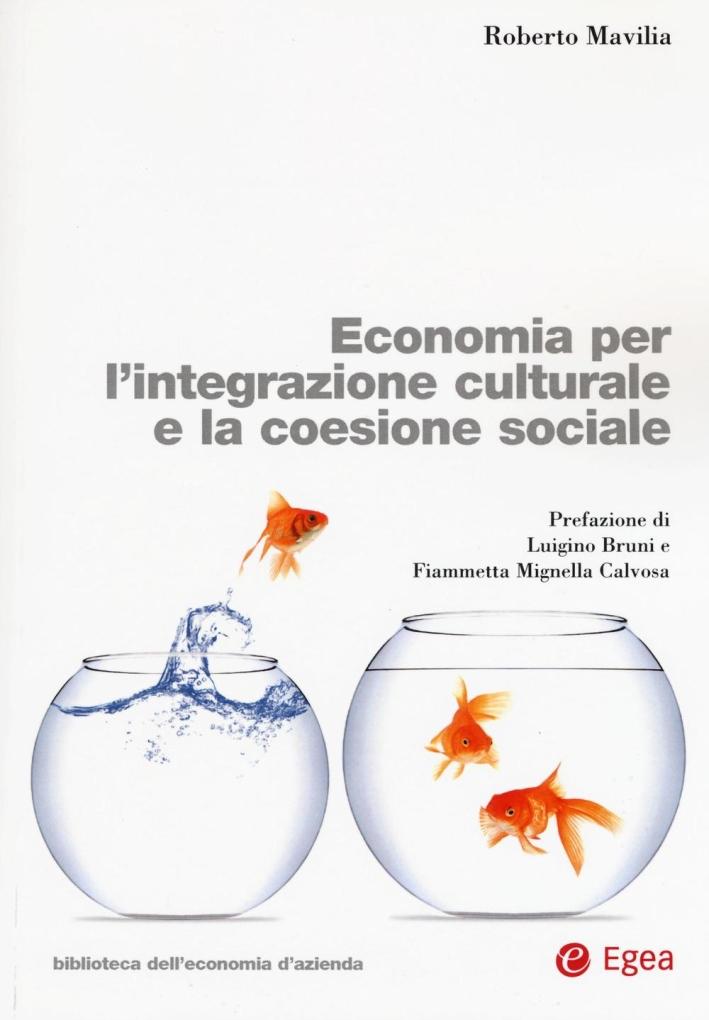 Economia per l'integrazione culturale e la coesione sociale