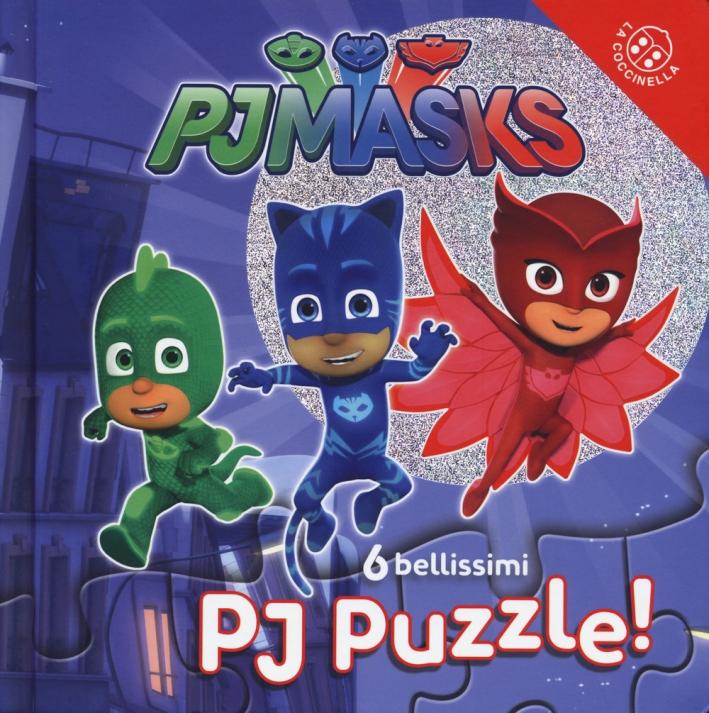 PJ Masks. Puzzle