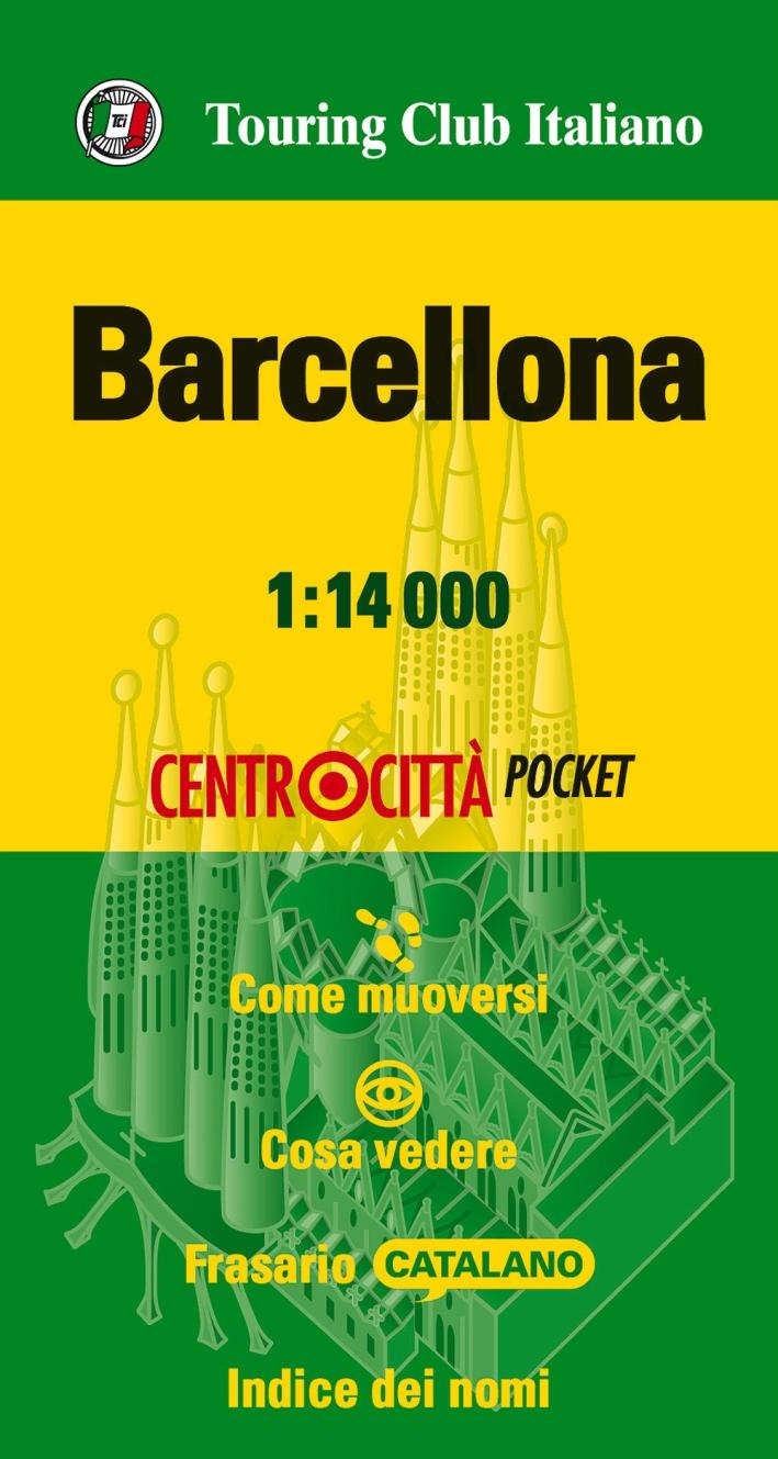 Barcellona 1:14.000