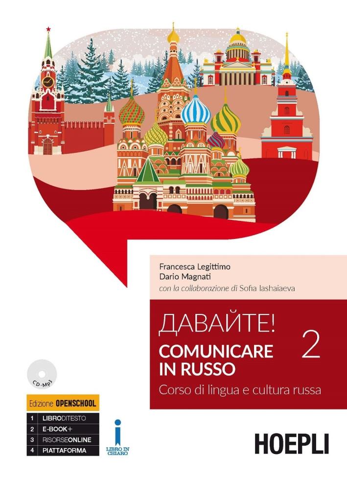 Comunicare in russo. Con CD Audio formato MP3. Vol. 2