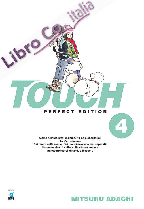 Touch. Perfect edition. Vol. 4