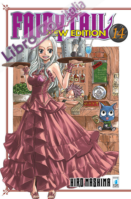 Fairy Tail. New edition. Vol. 14