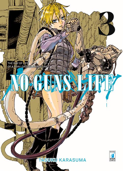 No guns life. Vol. 3