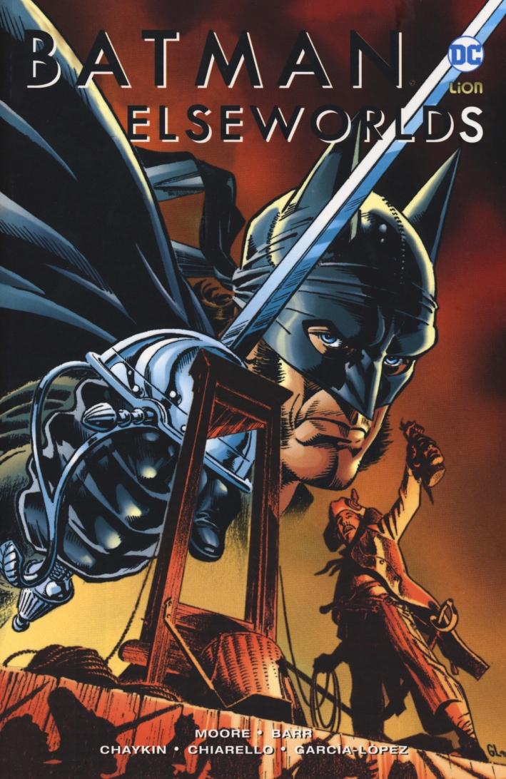 Elseworlds. Batman