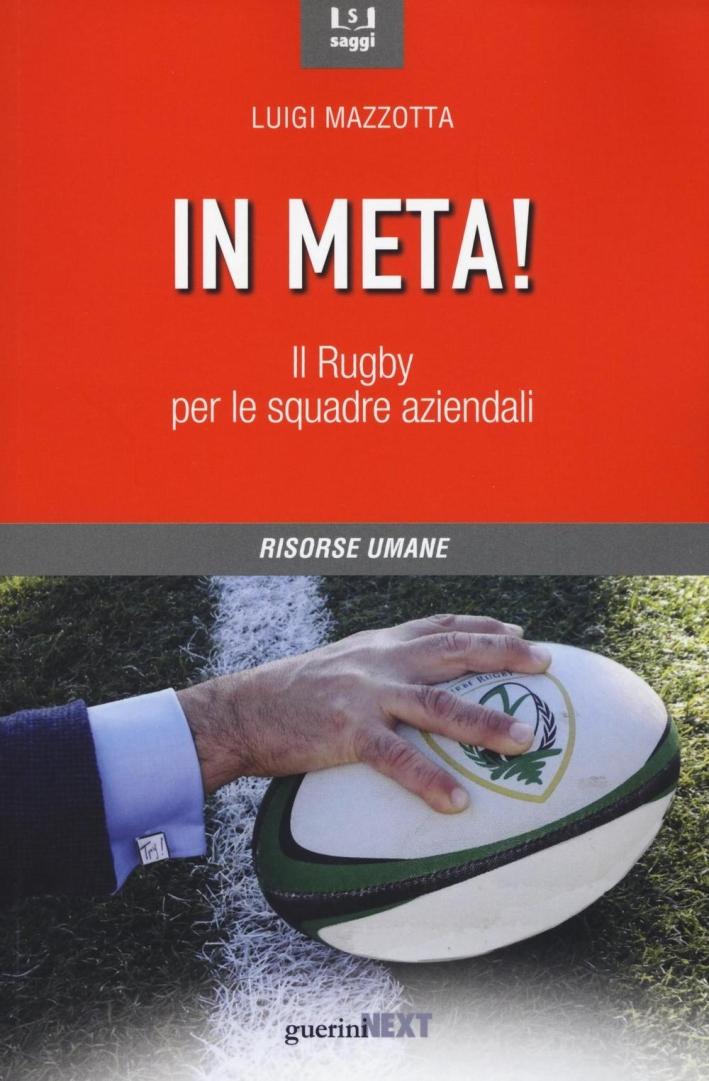 In meta! Il rugby per le squadre aziendali