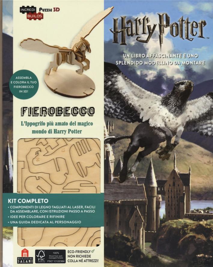 Fierobecco. Harry Potter. Ediz. a colori. Con gadget