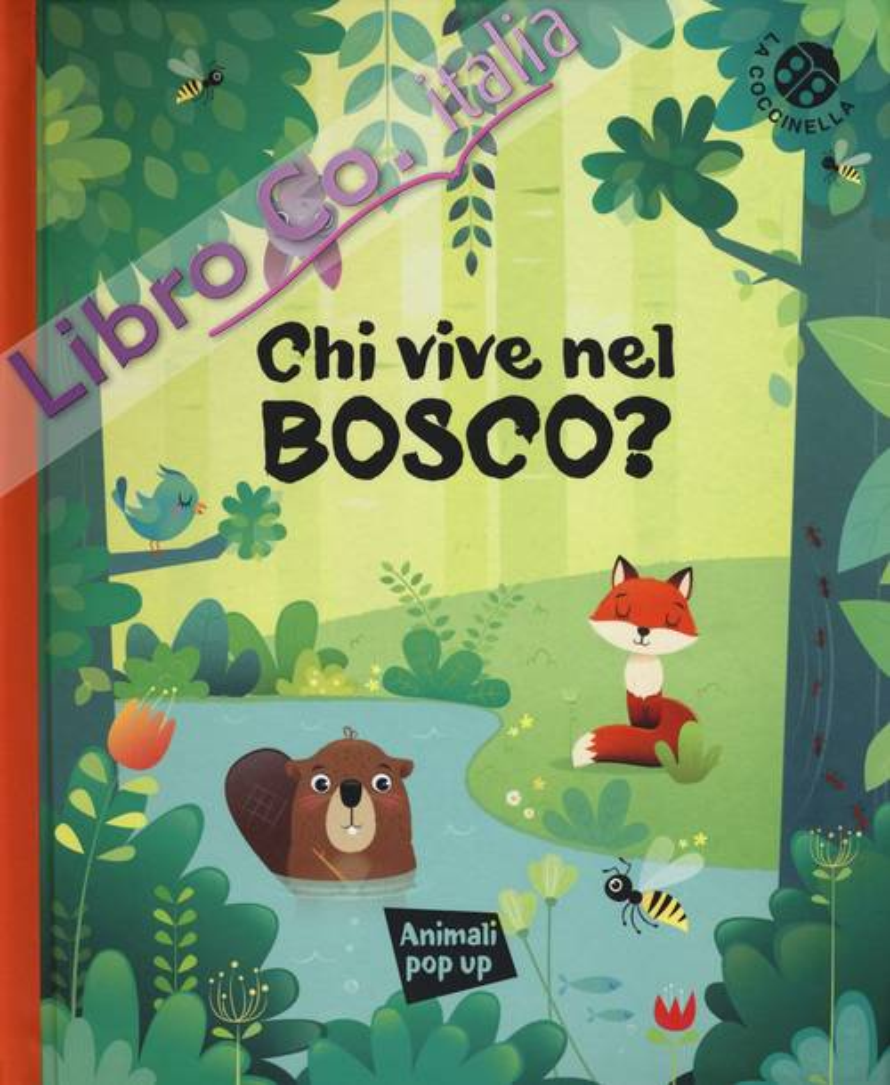 Chi vive nel bosco? Ediz. a colori