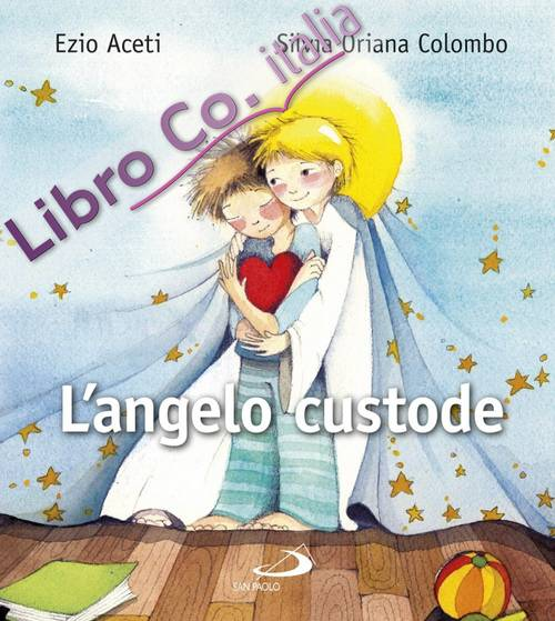 L'angelo custode. L'amico luminoso per me