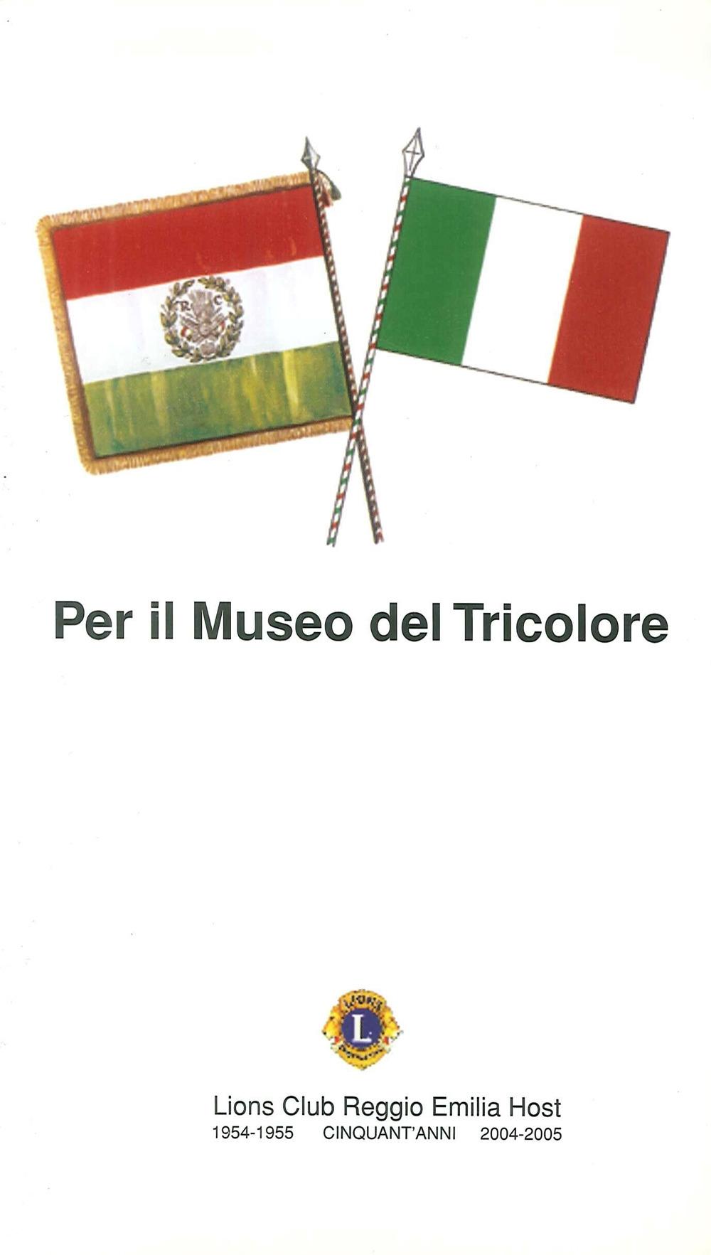 Per il Museo del Tricolore