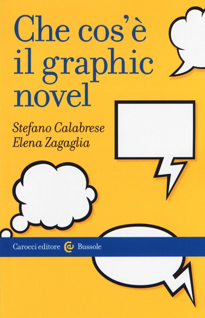 Che cos'è il graphic novel