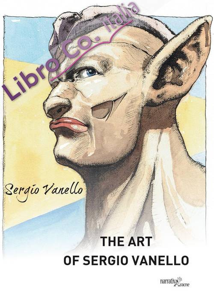 The art of Sergio Vanello
