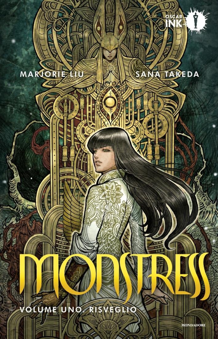 Monstress. Vol. 1: Risveglio