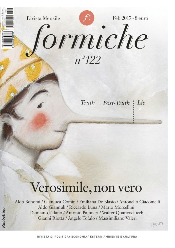 Formiche (2017). Vol. 122