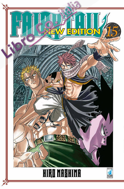 Fairy Tail. New edition. Vol. 15