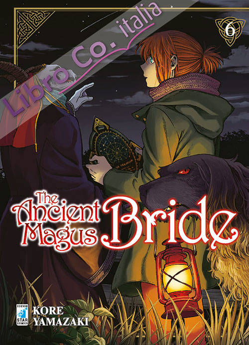 The ancient magus bride. Vol. 6