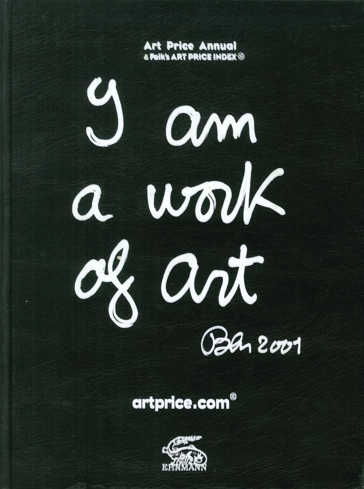 Adec 2001: Art Price Annual and Falk's Art Price Index