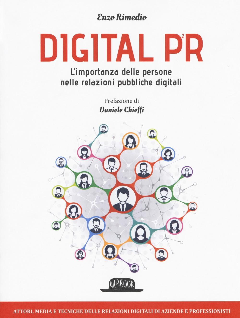 Digital PR. L'importanza delle persone nelle relazioni pubbliche digitali