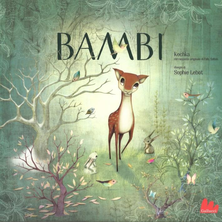 Bambi. Ediz. a colori