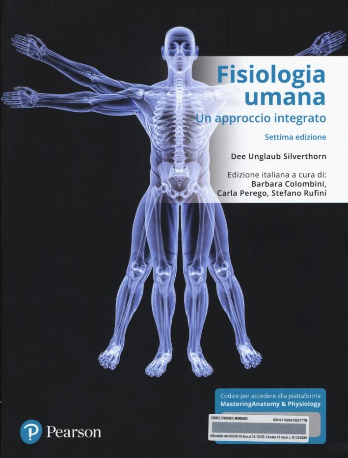 Fisiologia umana. Un approccio integrato. Con Contenuto digitale per download e accesso on line