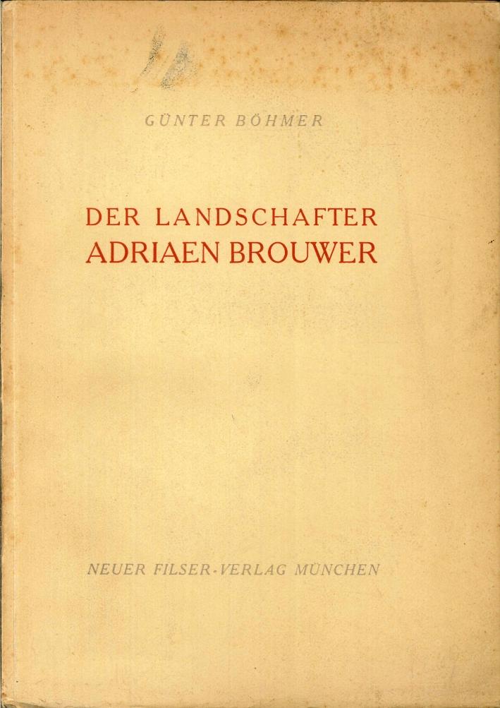 Der Landschafter Adriaen Brouwer