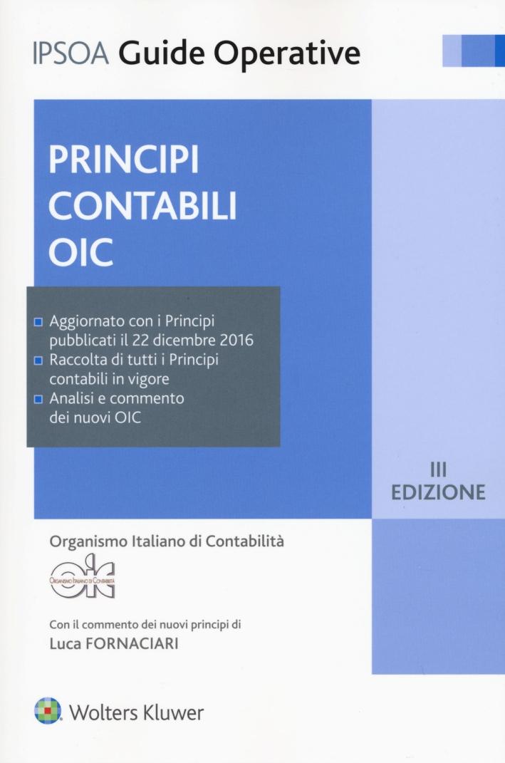 Principi contabili OIC. Con Contenuto digitale per download e accesso on line