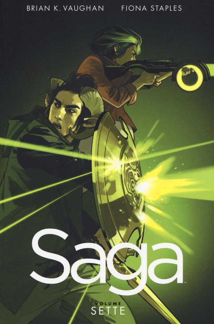 Saga. Vol. 7