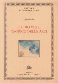 Pietro Verri teorico delle arti