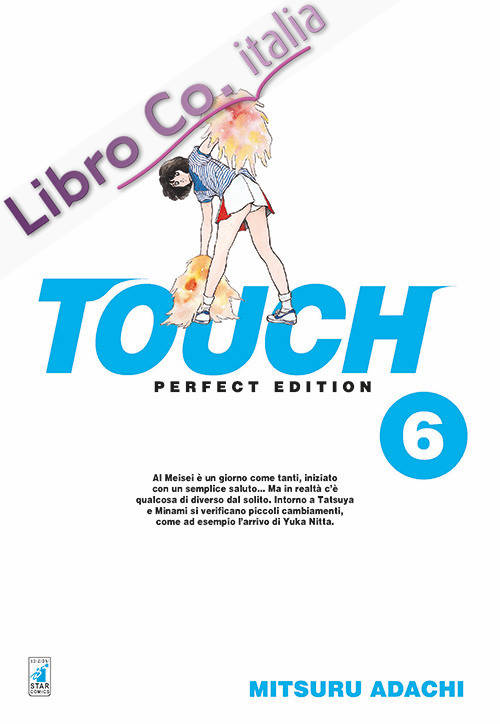 Touch. Perfect edition. Vol. 6